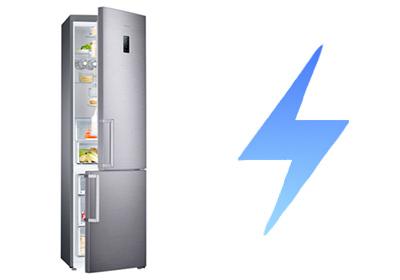 illustration consommation electrique frigo