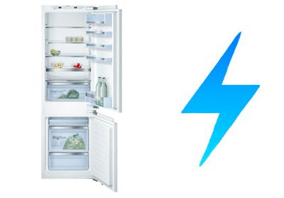 illustration consommation electrique refrigerateur encastrable