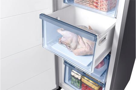 photo amenagement interieur congelateur armoire