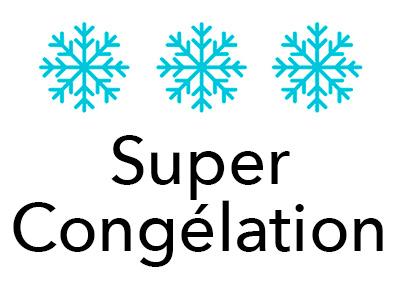 illustration fonction super congelation