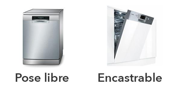 photo lave-vaisselle pose livre Vs encastrable