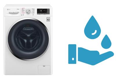 illustration economie eau lave linge 10kg