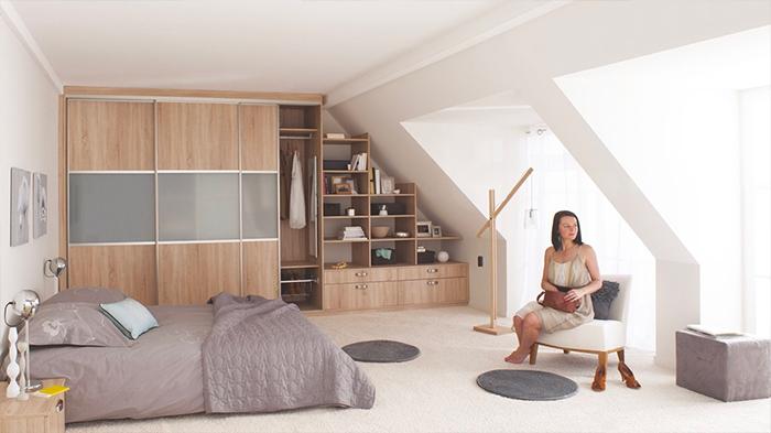 photo meuble de rangement Cuisinella
