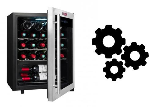 illustration utilisation cave a vin