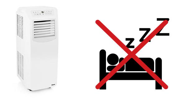 illustration climatiseur mobile nuisances sonores