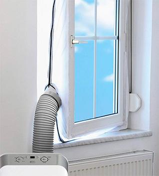 photo joint fenêtre
