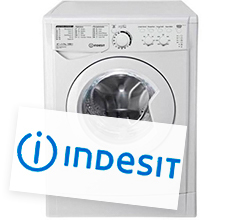 photo lave linge Indesit