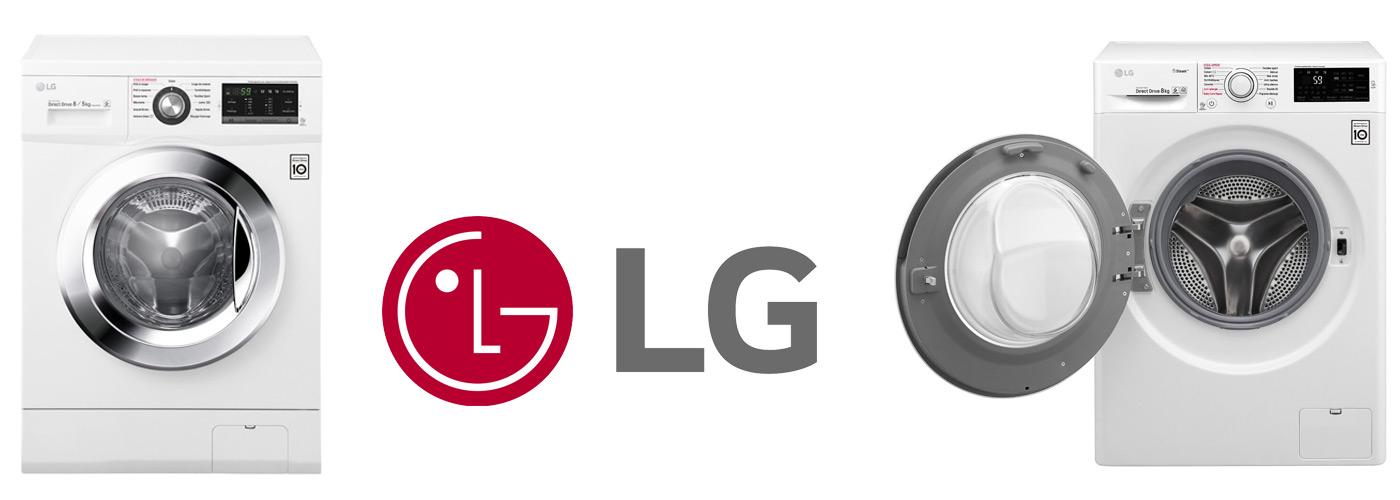 photo  lave linge LG