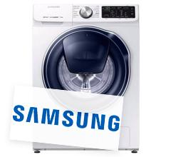 Photo lave linge Samsung