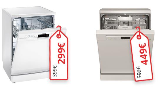 illustration promo achat lave vaisselle en ligne