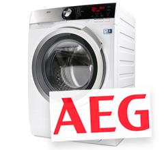 photo lave linge AEG