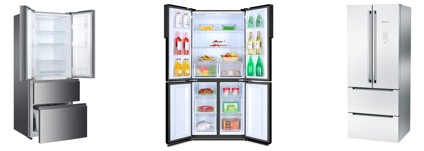 Photo Refrigerateur Multi-portes