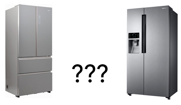 photo frigo multiportes vs americain choix