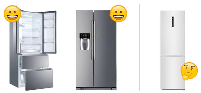 illustration refrigerateur haier