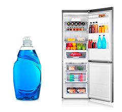 illustration installation refrigerateur
