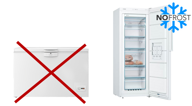 photo congelateur no frost armoire