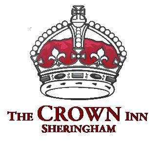Logo for The Crown Inn, Sheringham, Norfolk, UK