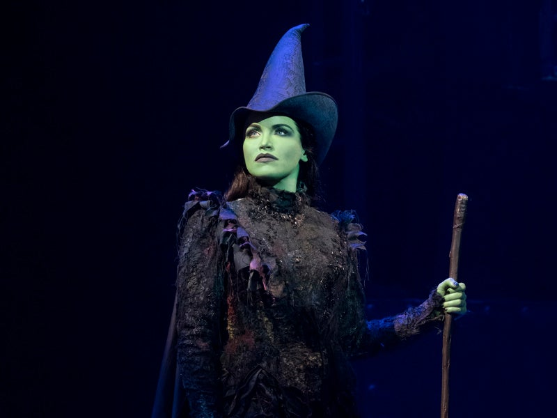 Lindsay pearce vocal coach voice teacher elphaba wicked broadway