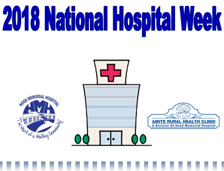 2018 National Hospital Week