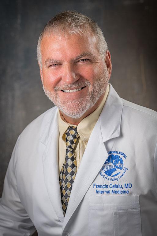 Dr. FrancIs Cefalu