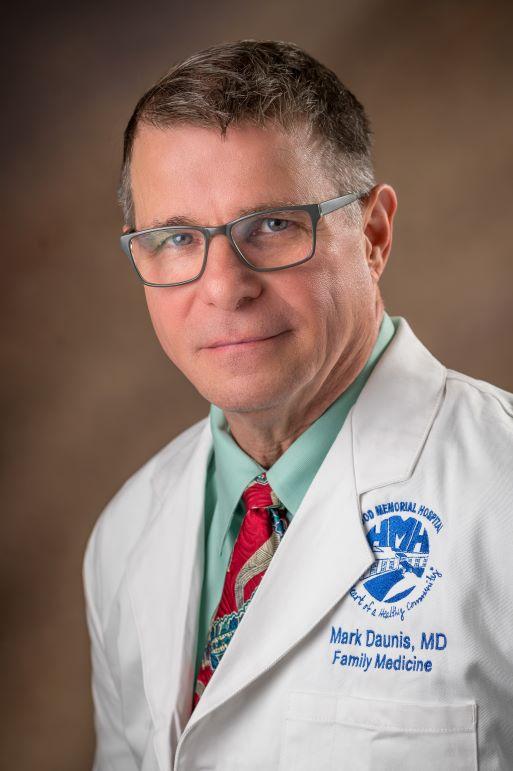 Dr. Mark Daunis