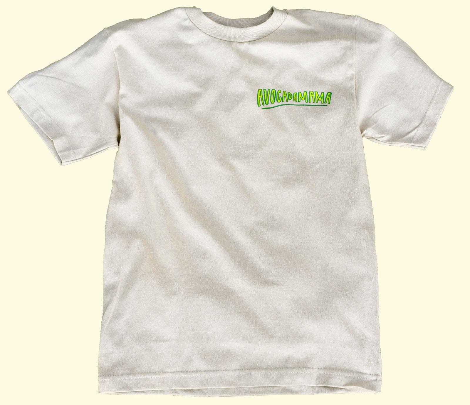 Avocadamama Shirt Front