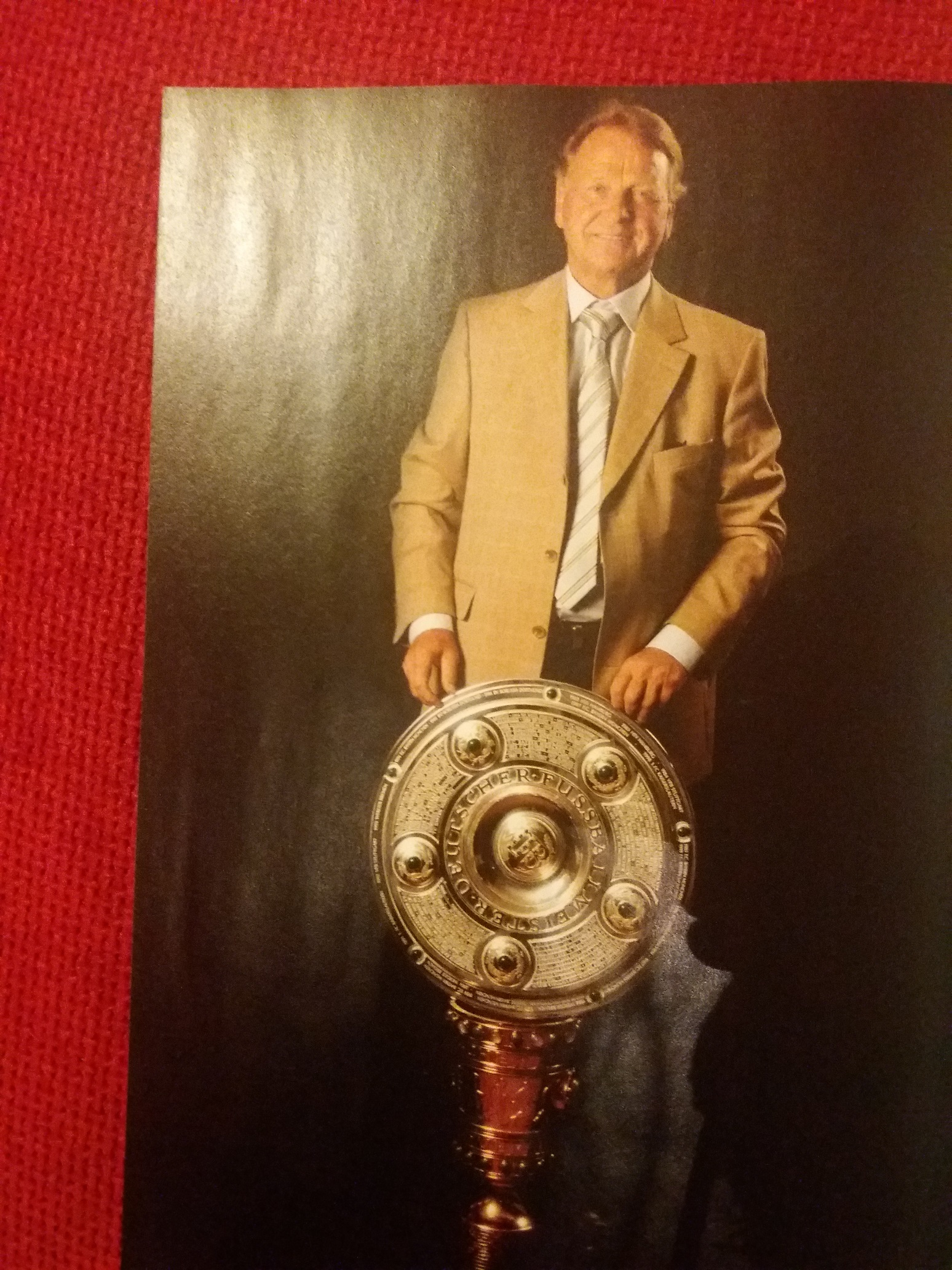 Karl-Heinz Thielen ist 80