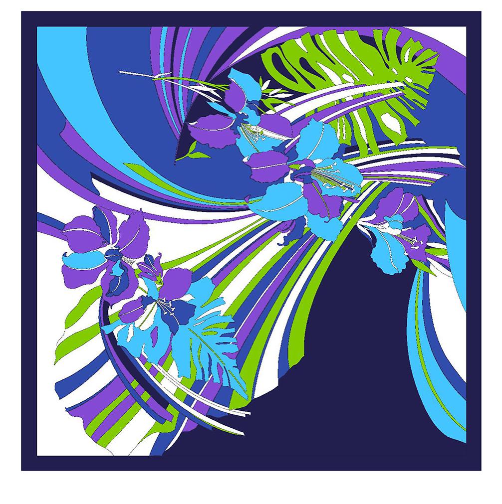 Silkkihuivit