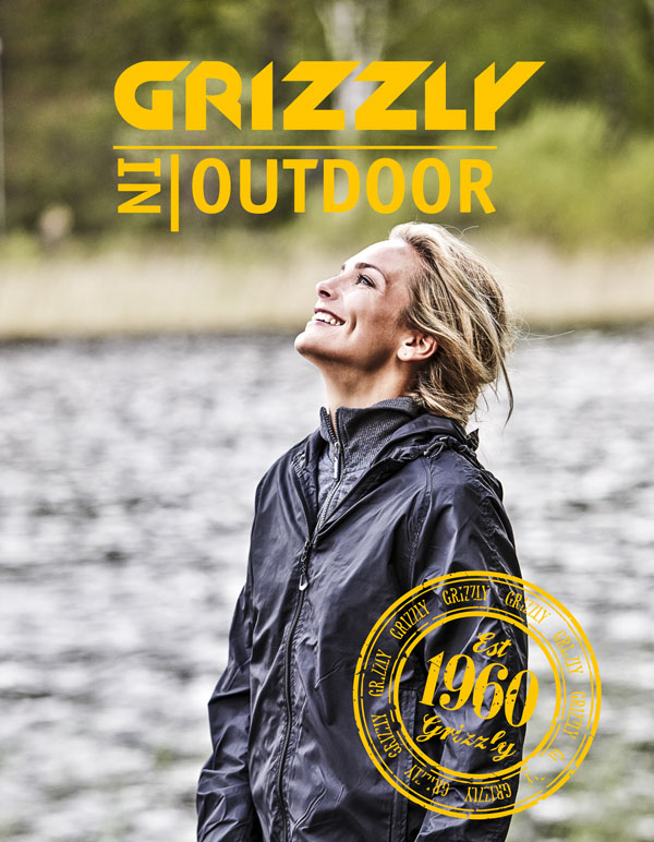 Grizzly active profile outfit