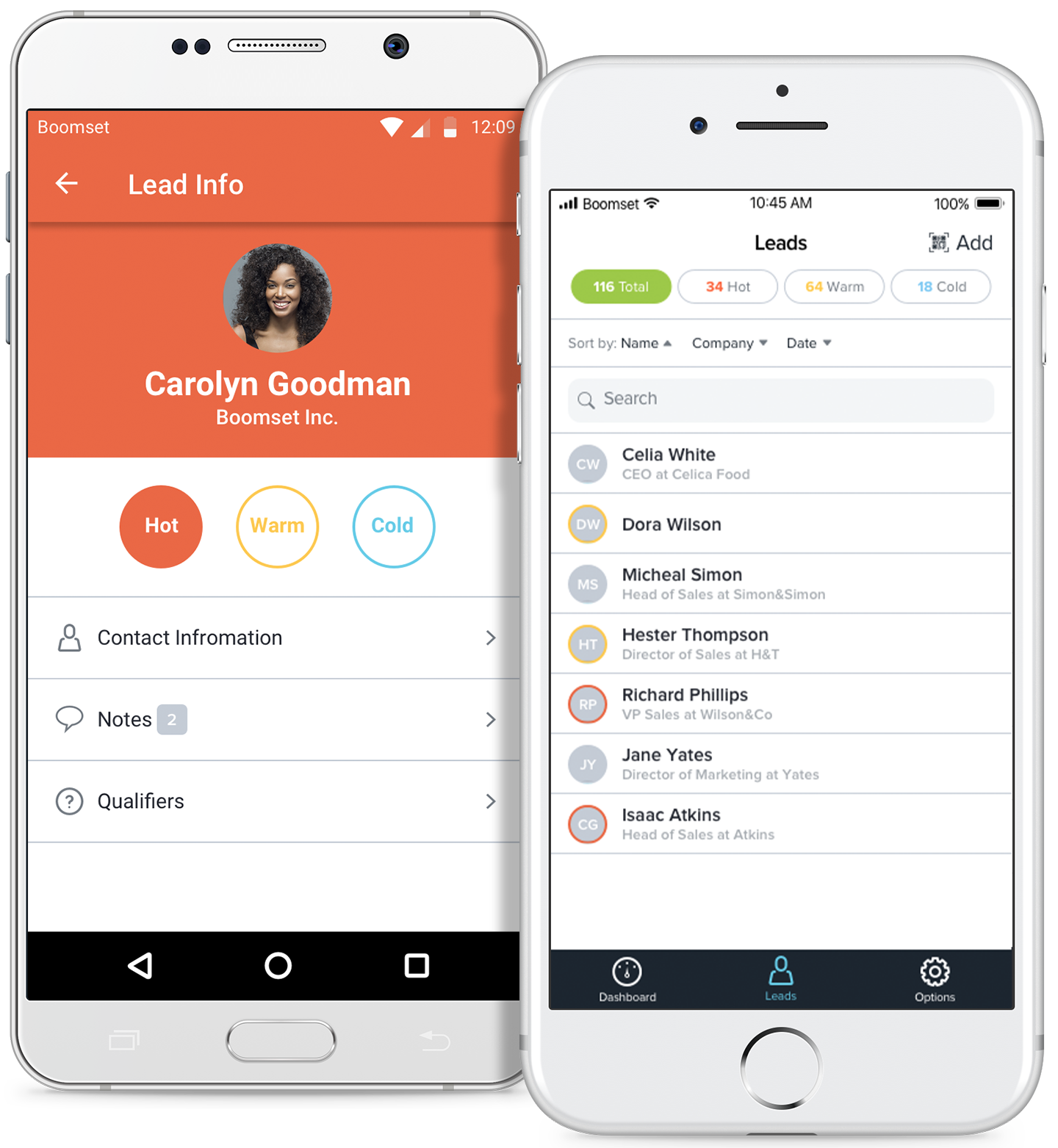 Lead Retrieval App | Boomset