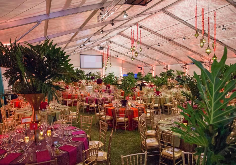 Interior Tent Furniture