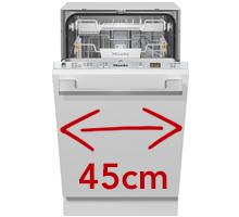 photo lave-vaisselle encastrable 45cm