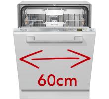 Photo lave-vaisselle encastrable 60cm
