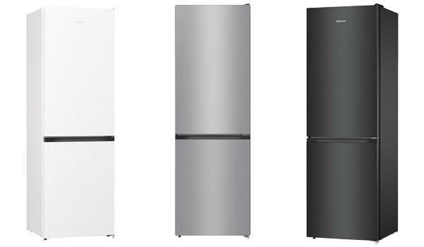 photo refrigerateurs hisense differents coloris