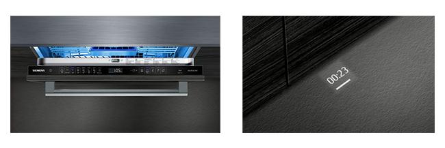 Illustration lave-vaisselle Siemens