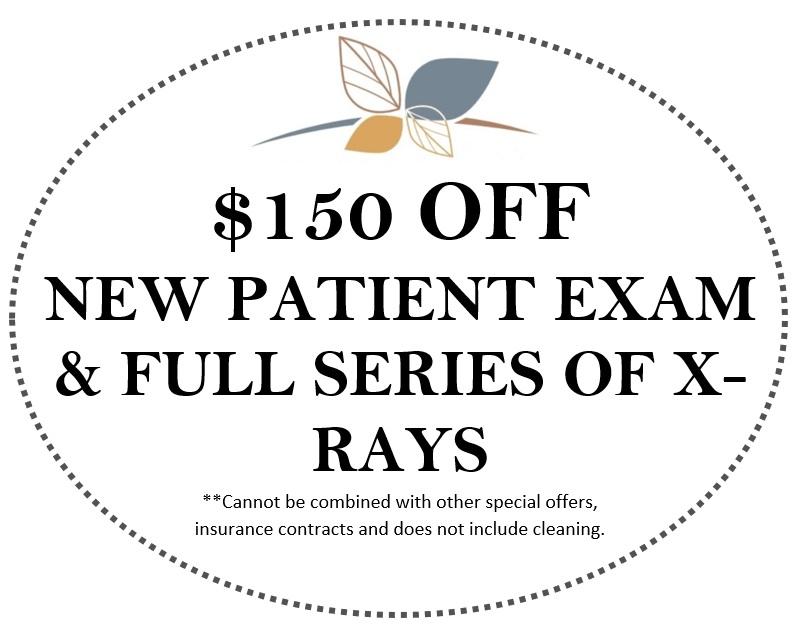 New Patient Promotion image