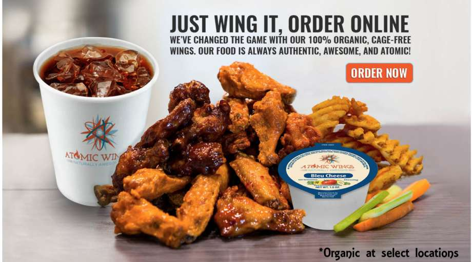 Atomic Wings opening in Guilderland