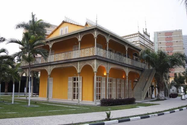 Palácio de Ferro, um espaço de aprendizagem social e cultural