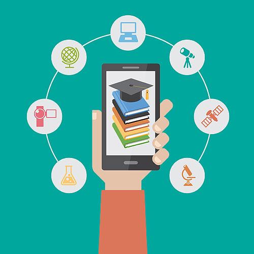 Tecnologia. Enriquece o teu smartphone com cinco aplicativos para ler, ouvir e aprender de forma divertida