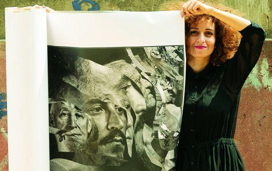 Dunya Rodrigues apresenta primeira exposição individual no Memorial Agostinho Neto