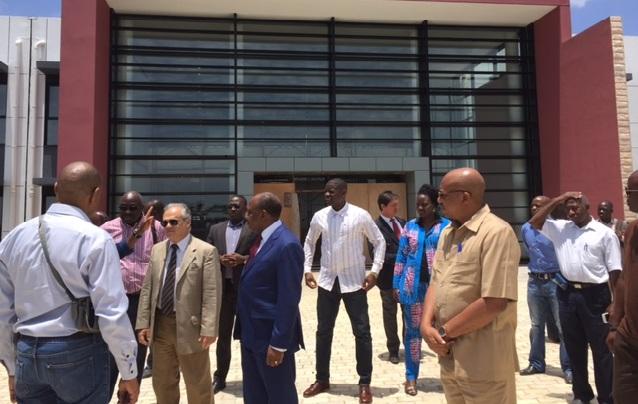Malanje: Falta de energia eléctrica condiciona abertura do ISTAM