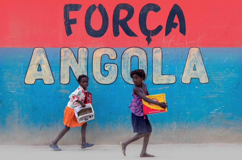 """Livro """"Força Angola"""" é lançado em Luanda"""