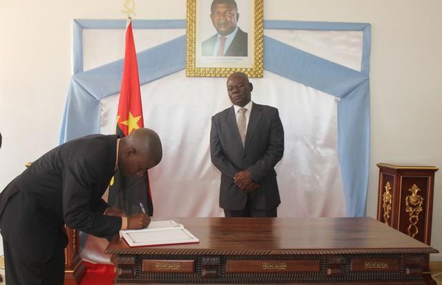 Zaire: Novo director provincial da Educação promete maior transparência nos concursos públicos