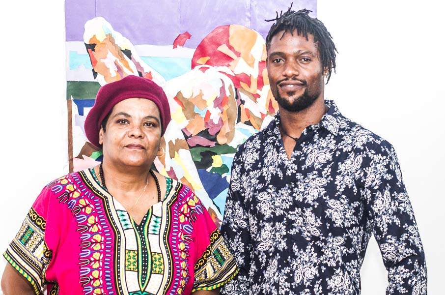 Artistas homenageiam as mulheres em exposição colectiva