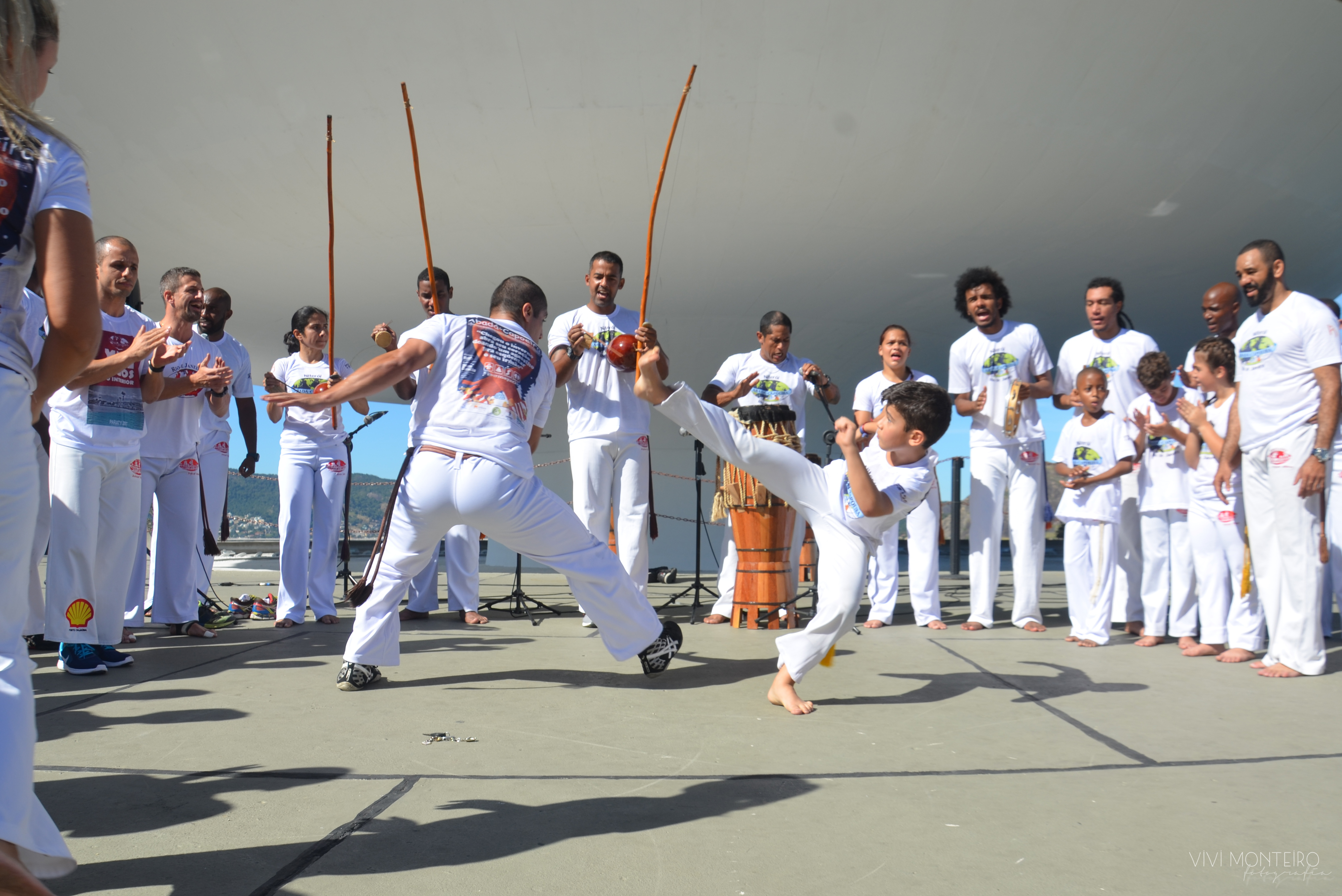 """Angola acolhe festival cultural de capoeira sobre a """"preservação da água"""""""