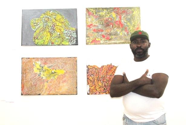 """Artista Cândido Pascoal expressa a sua """"Impressão do Tempo"""" na Galeria Tamar Golan"""