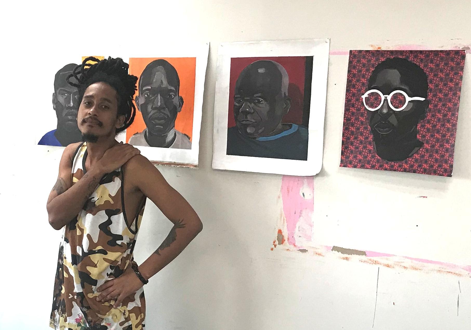 No Martins apresenta trabalho de pesquisa em Angola