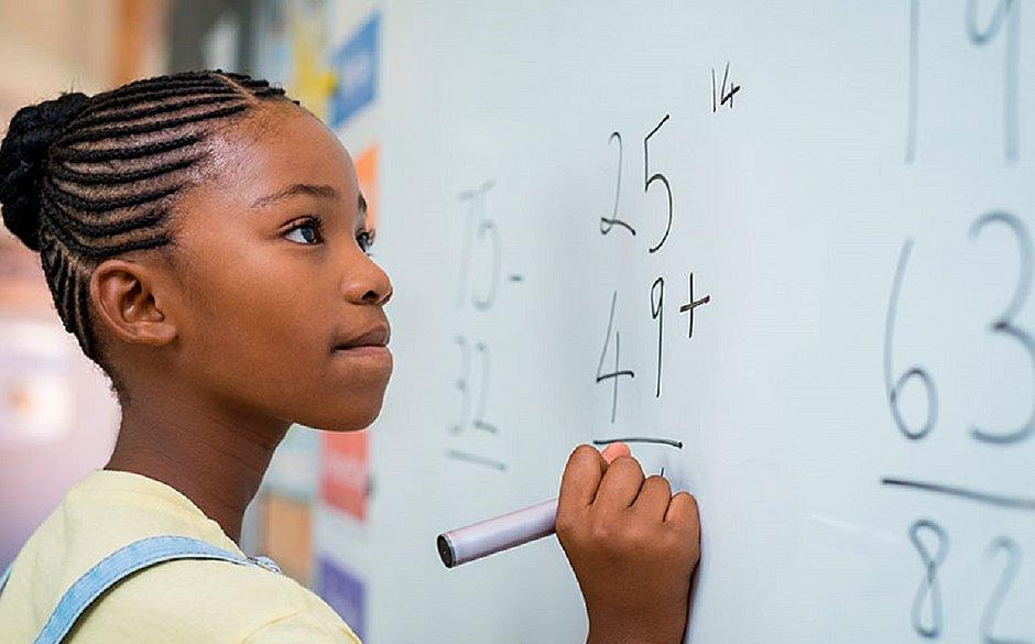 Huambo: Estudantes mostram melhor desempenho em Matemática