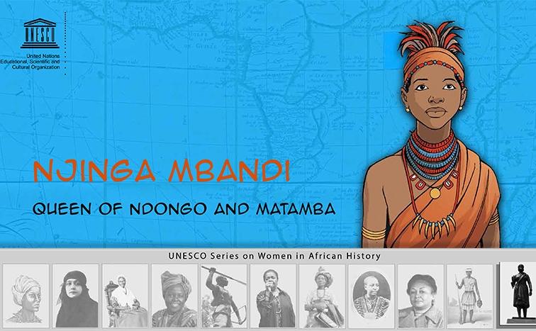 """Livro """"Njinga Mbande: Rainha do Ndongo e do Matamba"""" disponível para download"""