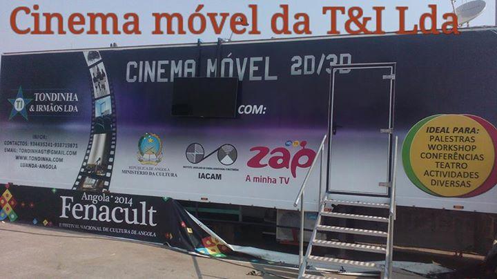 """Escolas voltam a acolher o projecto """"Cinema móvel"""""""